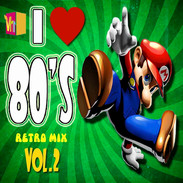 I Love the 80's Vol 2