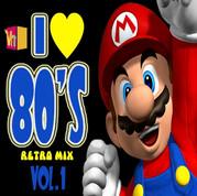 I Love the 80's Vol 1