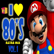 I Love the 80's Vol 1