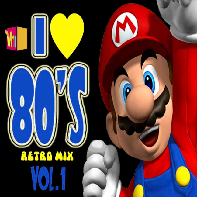 I Love the 80's vol 1.jpg