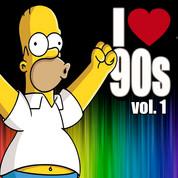 I Love The 90's Vol 1