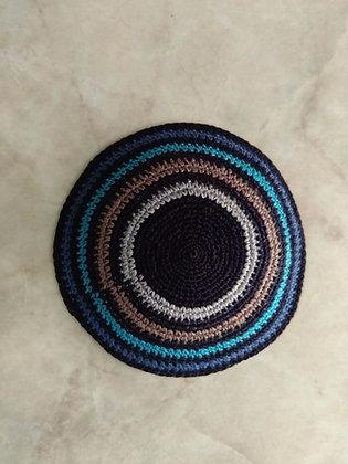 S27שחור לכחול עם פסים