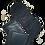 מגן תחתון שחור