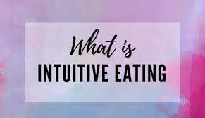 The Principles of Intuitve Eating