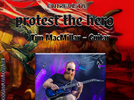 Entrevista - Protest The Hero