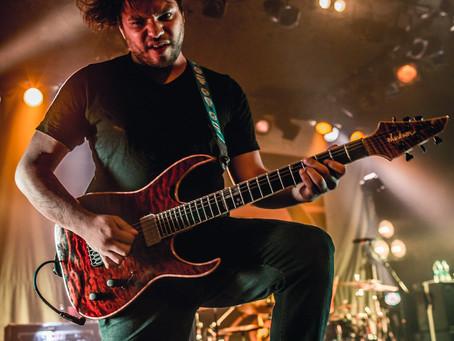PERIPHERY Guitarrista Misha Mansoor lançara 10 álbuns do  BULB .
