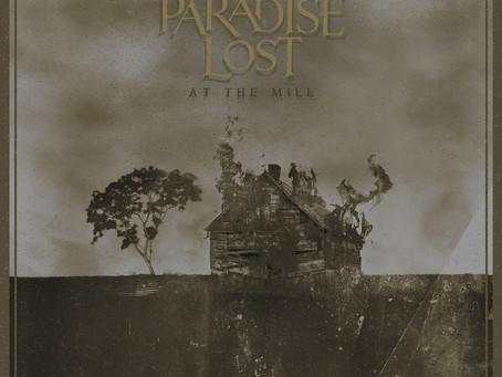 Paradise Lost lança novo single para versão ao vivo do clássico 'One Second'