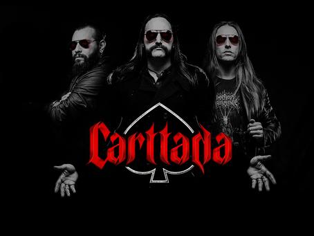 CARTTADA assina contrato com a RTR Records e divulga novo logo