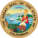 The Great Seal Of California Logo