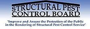 Structural Pest Control Board Logo