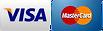 Visa & MasterCard Logo