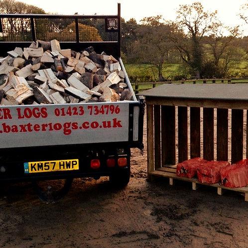 Log Burner Starter Pack