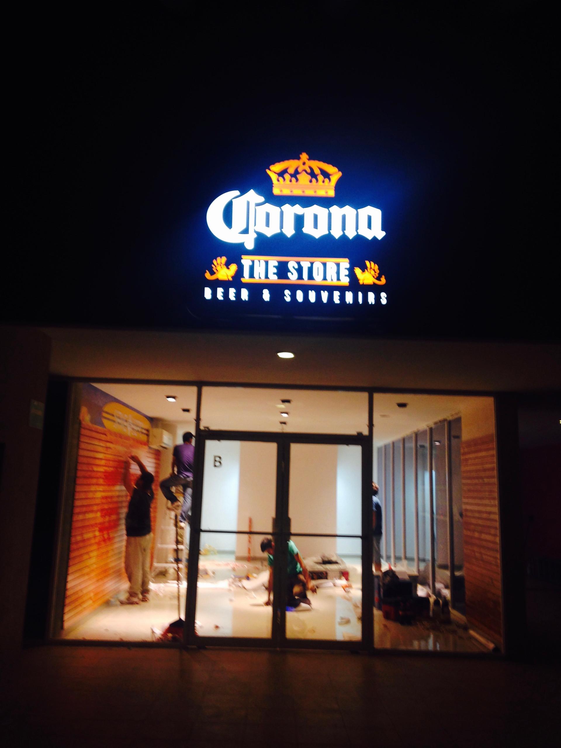 Corona Los Cabos