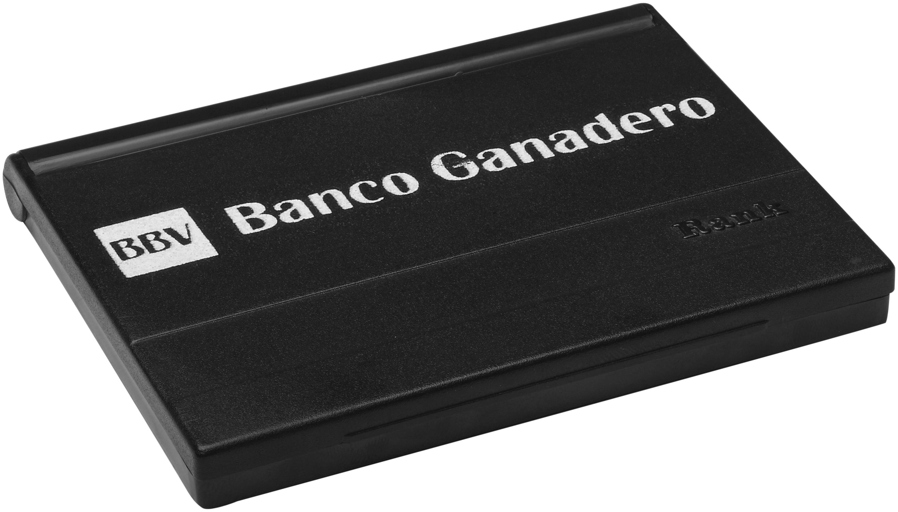 Almohadilla Banco Ganadero
