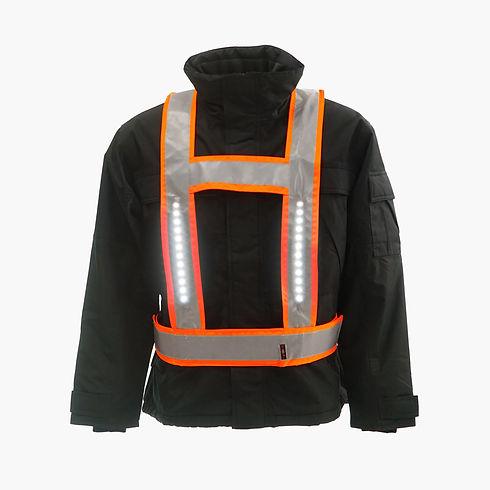 2016110002 - Light Vest RWS orange basic