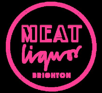 Meatliquor logo Brighton