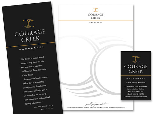 Courage Creek Wines