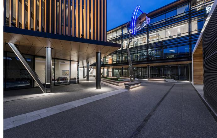 Trinity Construction Knox Plaza Christchurch 2