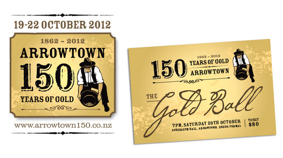 Arrowtown 150th Anniversary