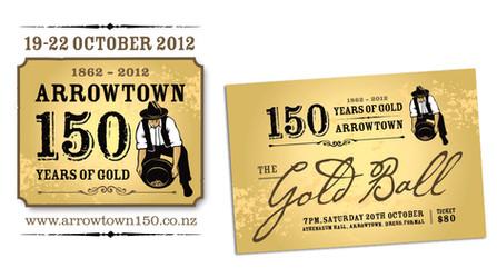 Arrowtown 150th Anniversary