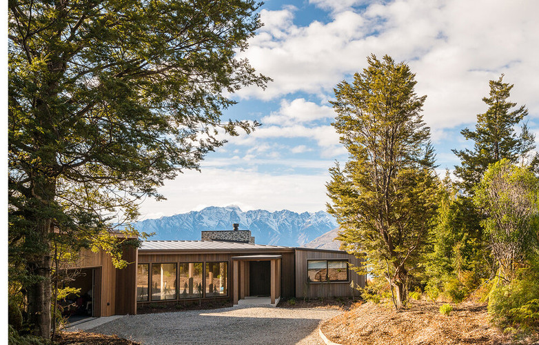 Trinity Construction Closeburn Retreat Queenstown 2