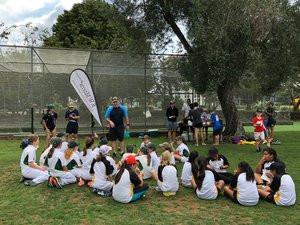 Morris & Co Junior Girls Cup 2018
