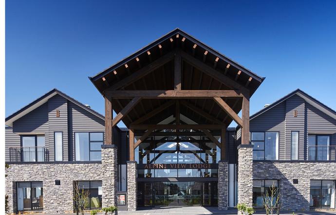 Trinity Construction Alpine View Retirement Village Christchurch 1