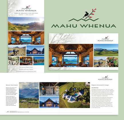 Mahu Whenua Luxury Lodge