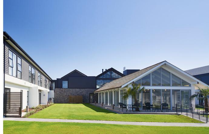 Trinity Construction Alpine View Retirement Village Christchurch 6