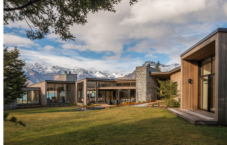 Trinity Construction Closeburn Retreat Queenstown 1