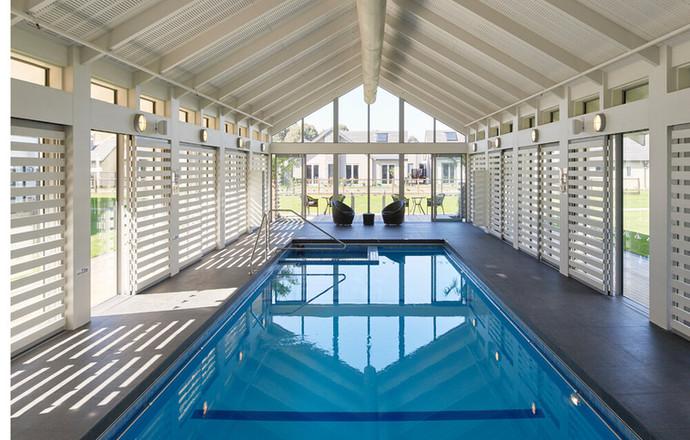 Trinity Construction Alpine View Retirement Village Christchurch pool