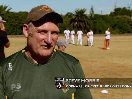 Junior girls and women's cricket in Auckland