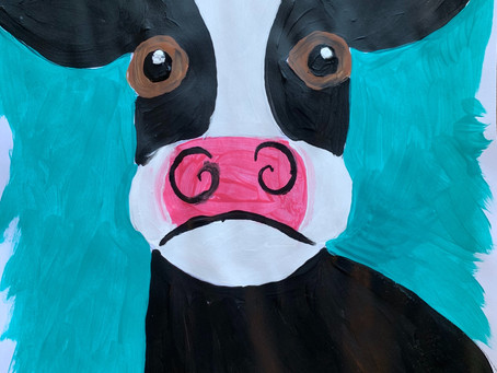 4/20/20 1st, 2nd, 3rd - Country Cow