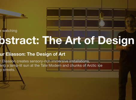 LOOK & LISTEN: Abstract, The Art of Design with Olafur Eliasson