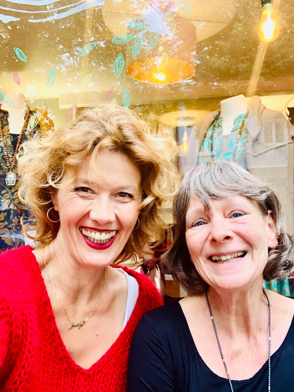 Judith & Maika aus dem Schönen Laden