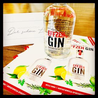 Effzeh Gin im Schönen Laden