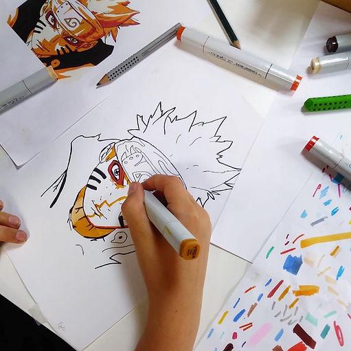 Zeichentrix - Zeichenkurs - Comic Manga