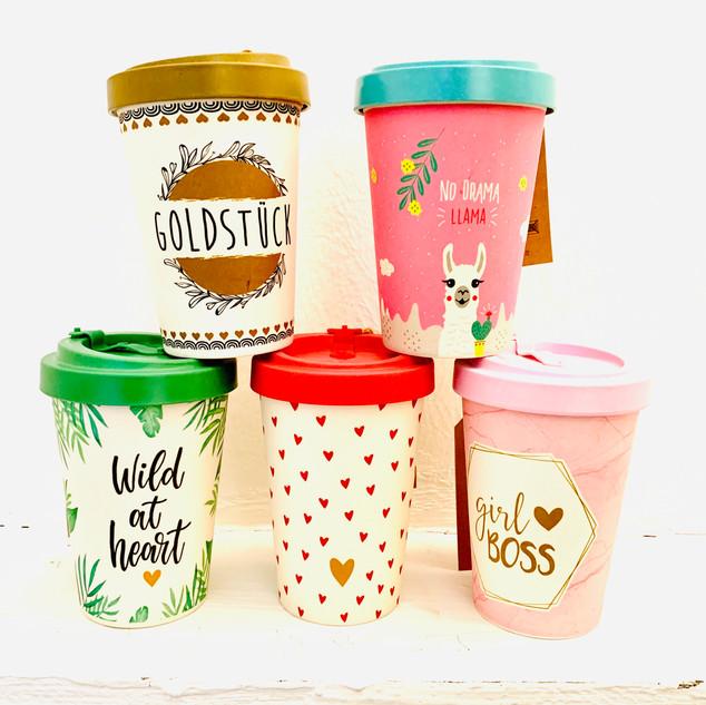 Kaffe toGo im Schönen Laden