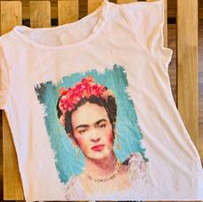 Frida Khalo T-Shirt - Der Schöne Laden K