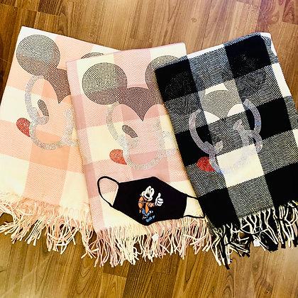 Maus Schal