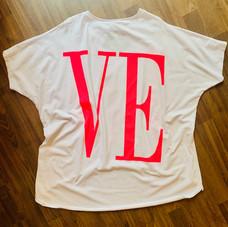 T-Shirt LOVE - Der Schöne Laden Köln