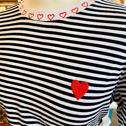 Herzchen-Shirt