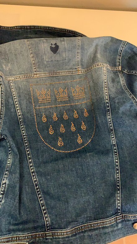 Dom Deluxe Jeans Jacke