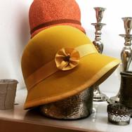 Fesche Hüte aus dem Freigeist Atelier