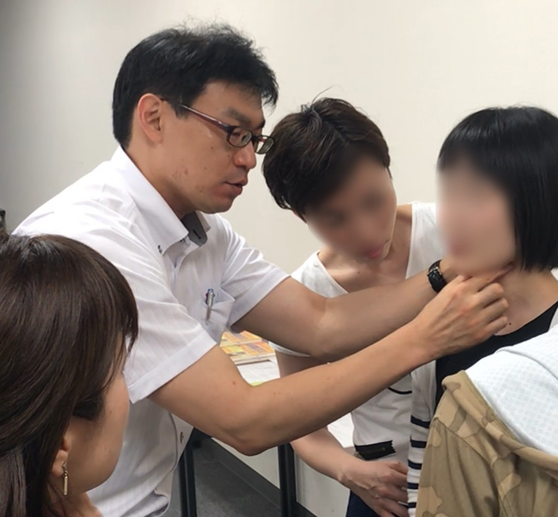 大野木宏彰 LACスクール 頸部聴診法のススメ 評価編 リハビリ編 アドバンス編