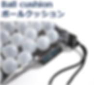 Ball cushion ボールクッション 感覚統合 ラックヘルスケア株式会社 LACスクール