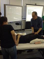 神内昭次 理学療法士 LACスクール講師 シーティング・ポジショニング・持ち上げ