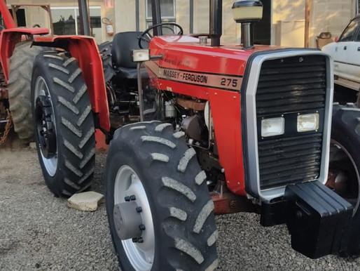 Massey Ferguson  275  4x4  Tratores usados