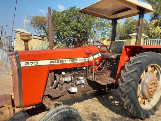 Trator Massey Ferguson 275