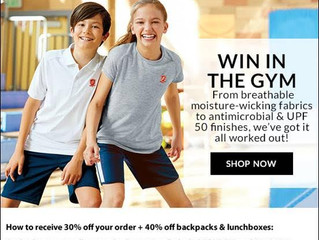 Lands'End School Promo
